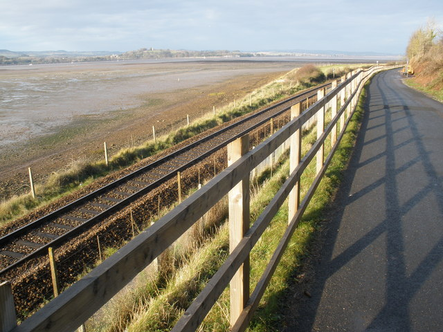 Cockles Sands, Exe Estuary - geograph.org.uk - 1075790