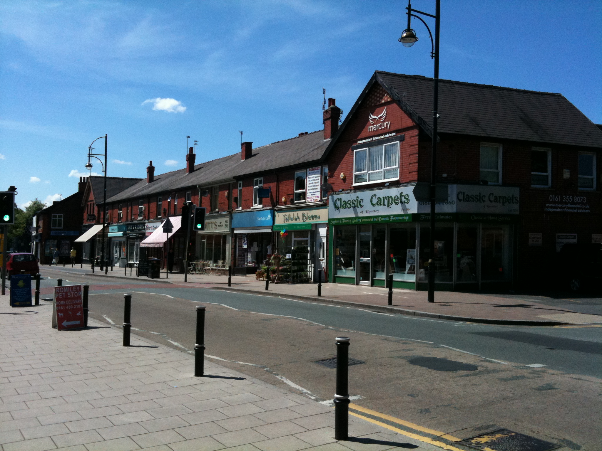 FileCompstall Road Romiley