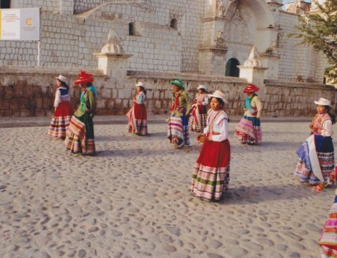 Peru Indians