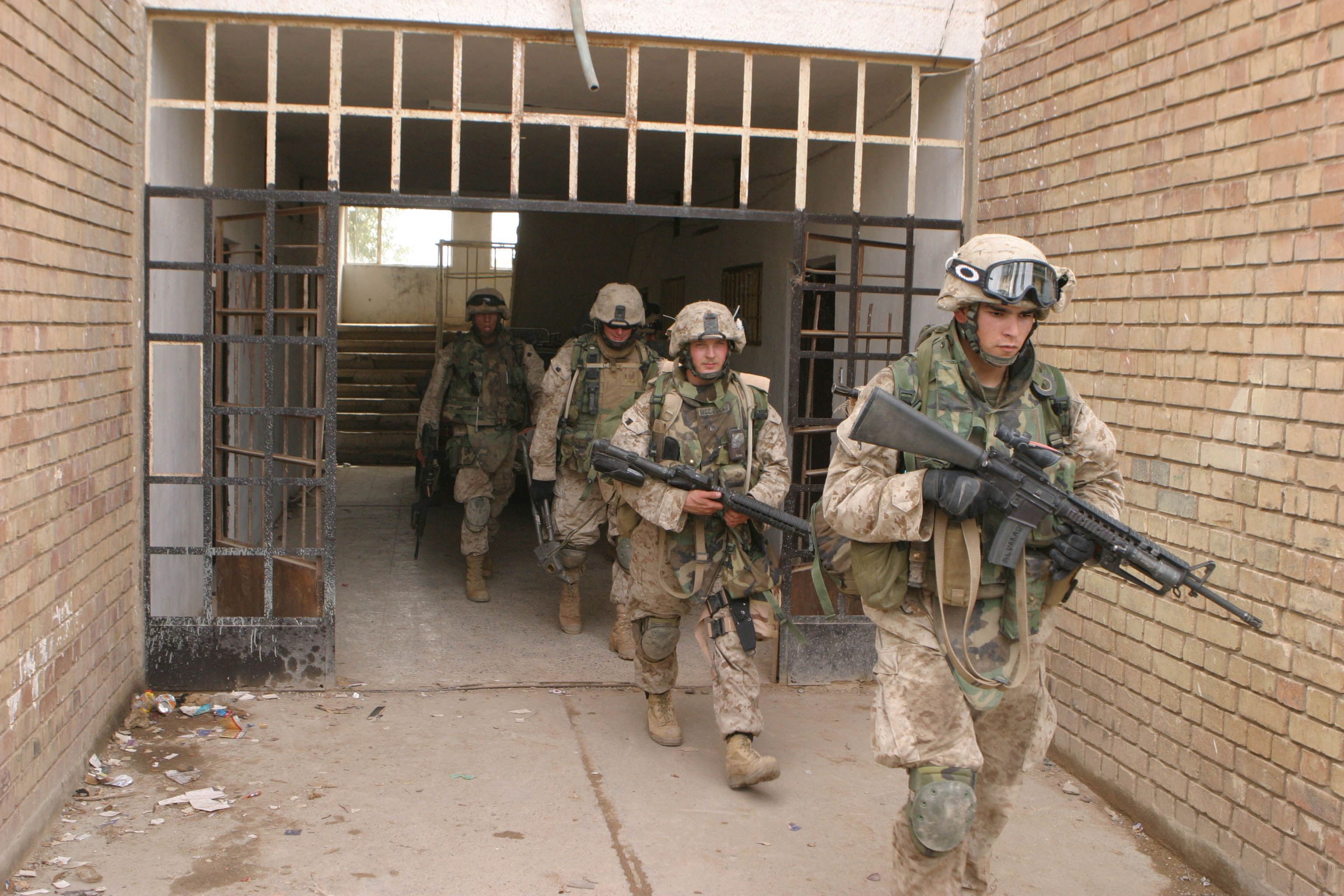 being on time in the marines If you join the united states military  great at the time, but the military bases retirement pay on police officer is worse than being in the military.