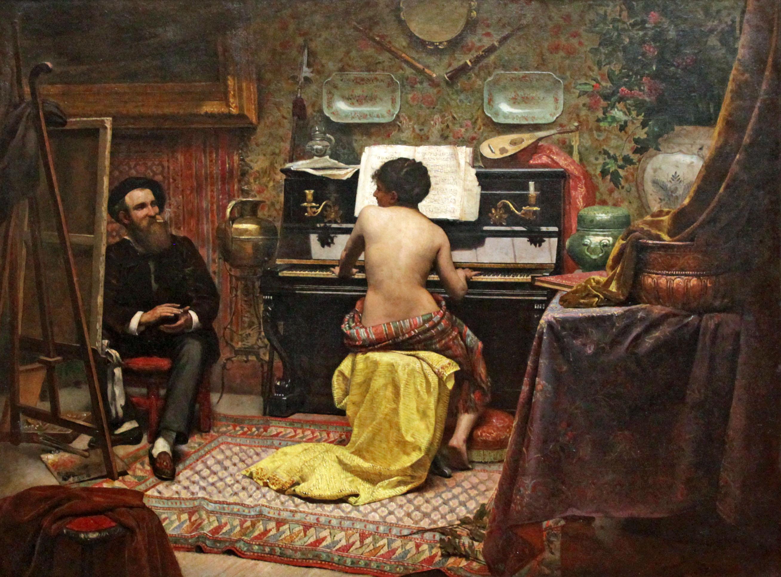 Cales son os pintores máis famosos do século 18
