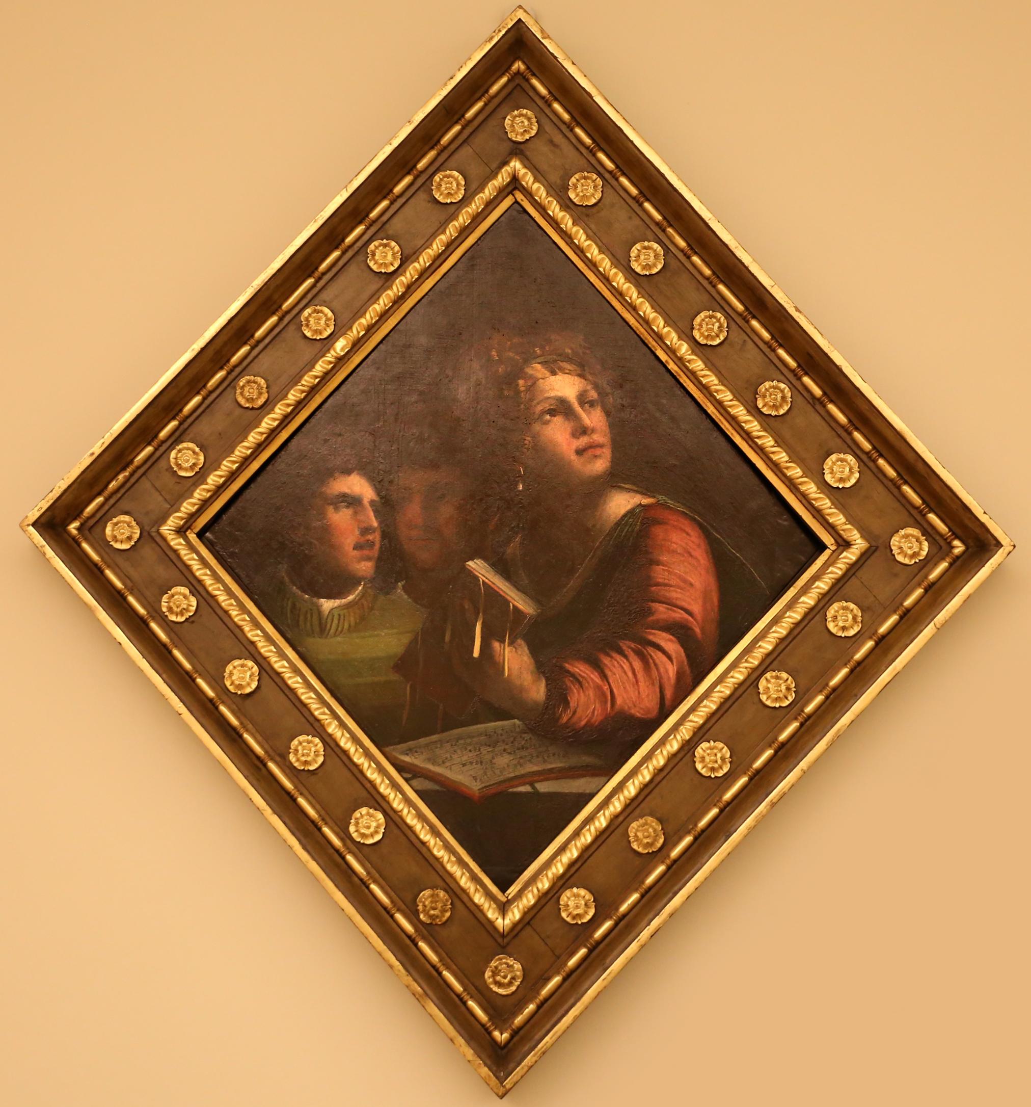 File dosso dossi formelle del soffitto della camera da letto di alfonso i d 39 este 1520 22 - I segreti della camera da letto ...
