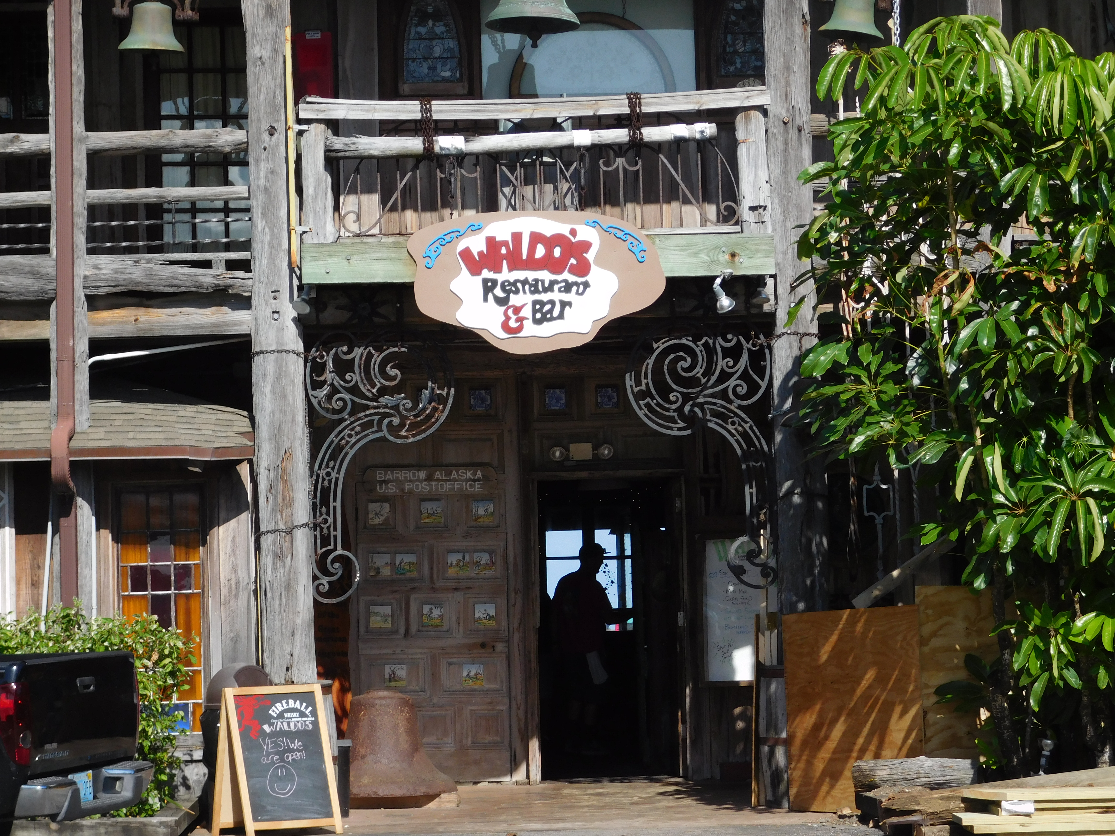 File Driftwood Resort And Waldo S Historic Restaurant Entrance In Vero Beach Fl 8570