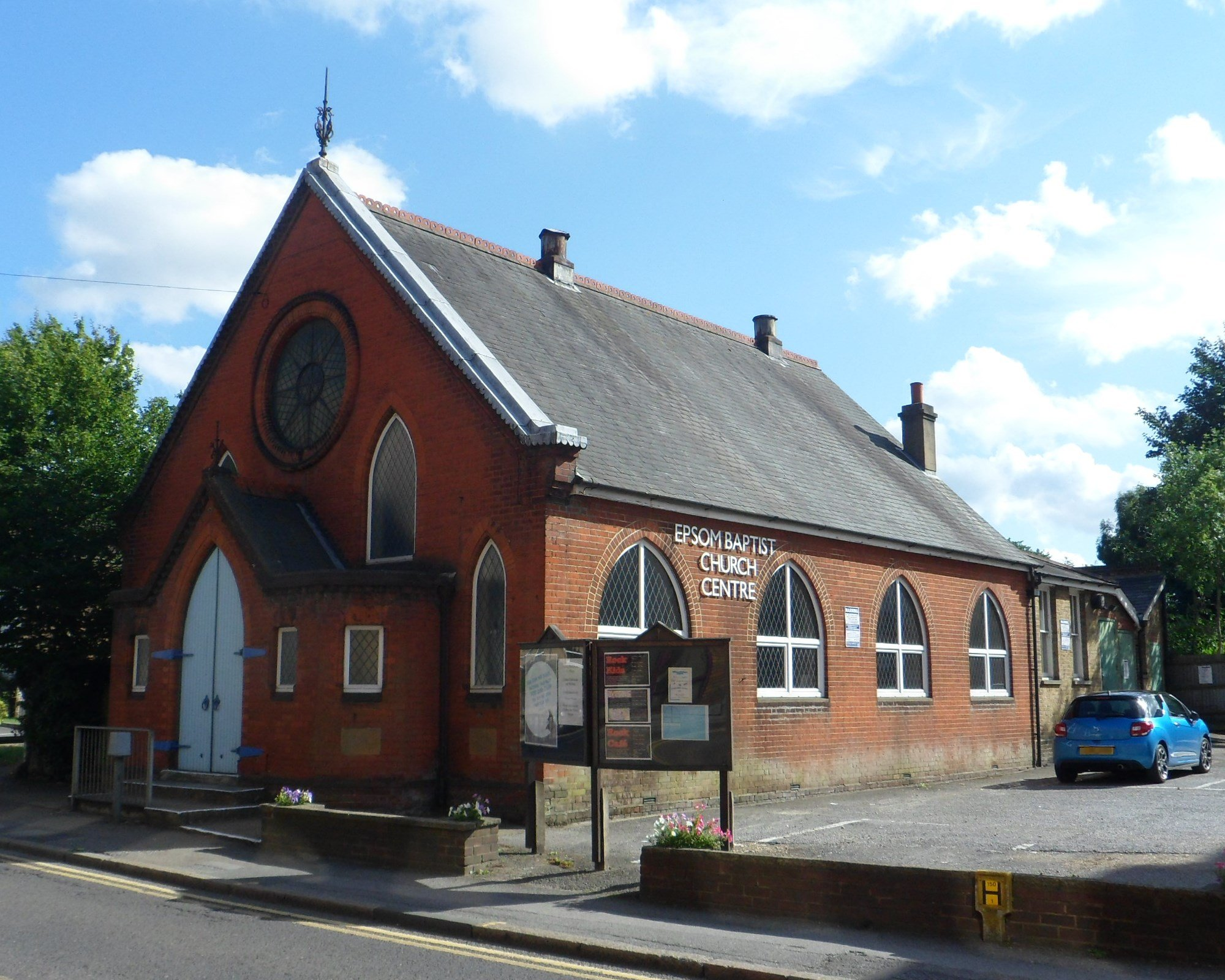 Surrey Heath West End Parish Property Boundaries