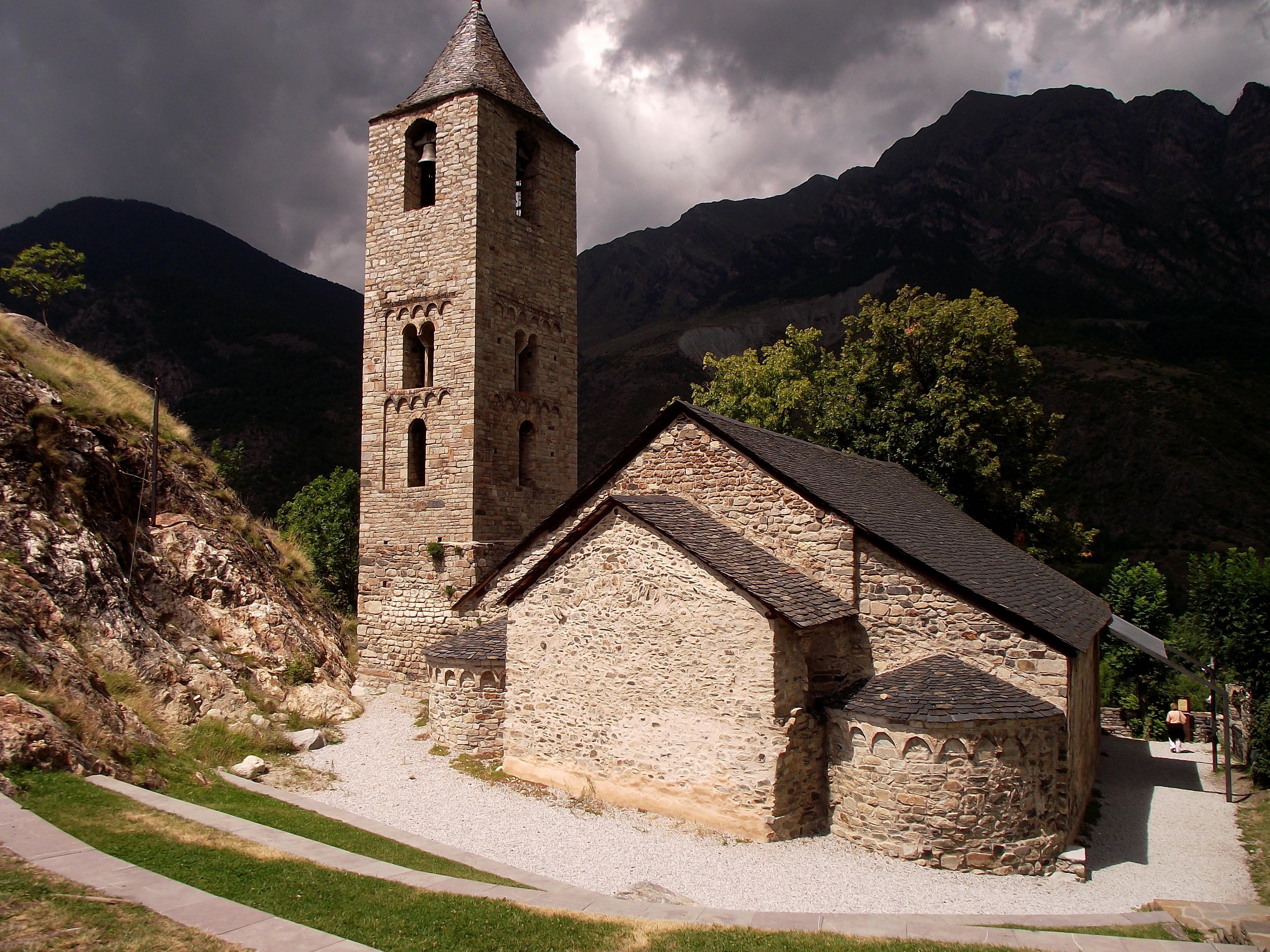 Sant Joan de Boí - Viquipèdia, l'enciclopèdia lliure