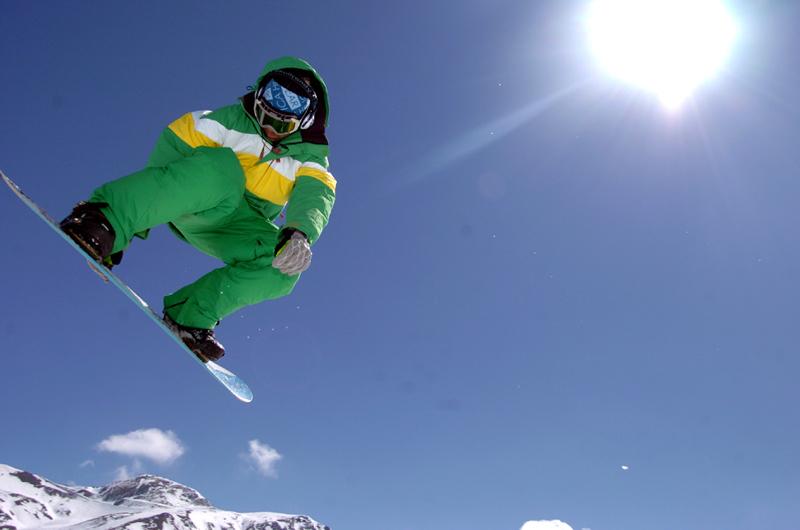 ubranie na snowboard