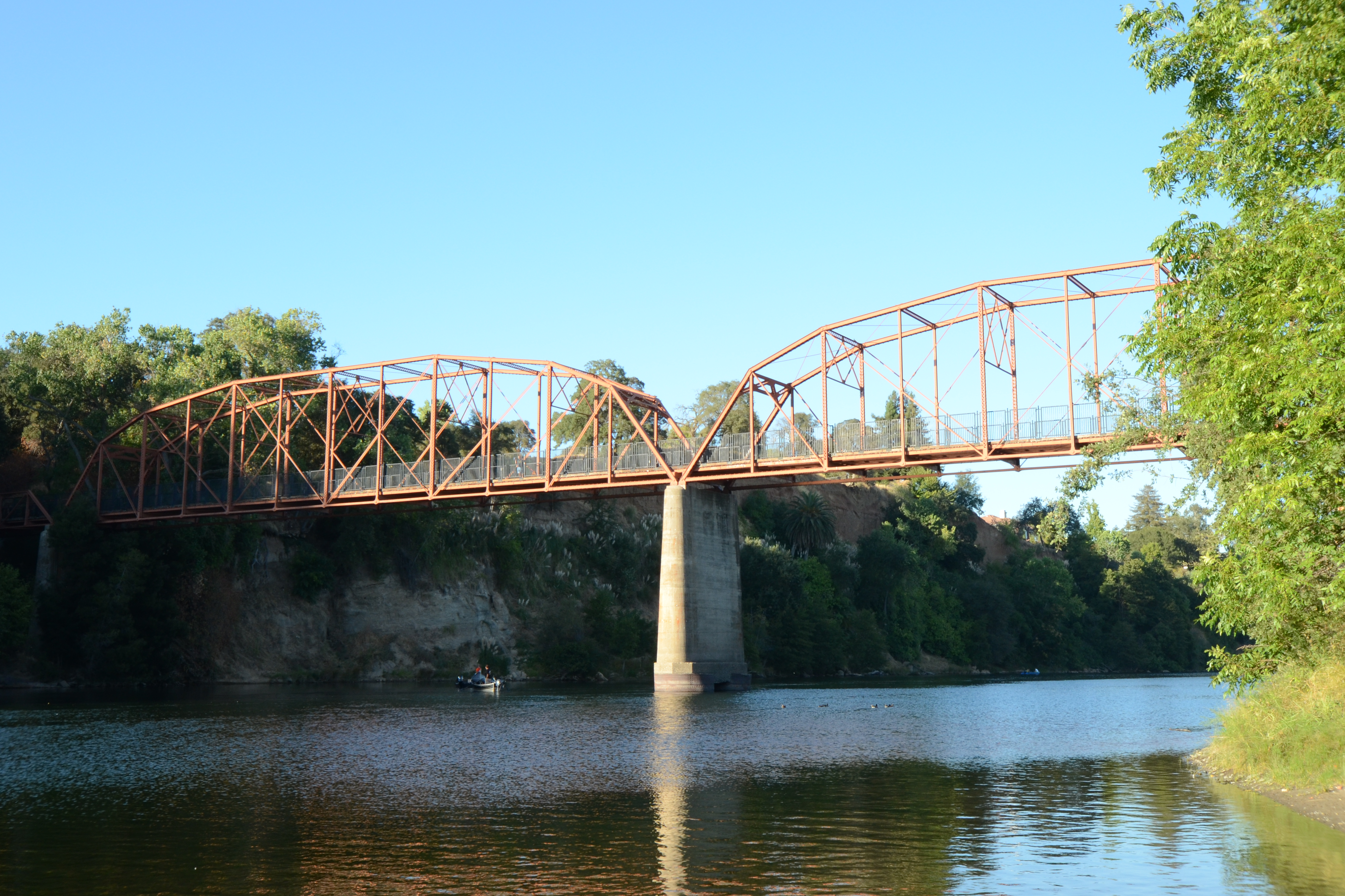 Truss Bridge Warren Diagram Component Inside The Fair Oaks Is An Example Of Pennsylvania Petit