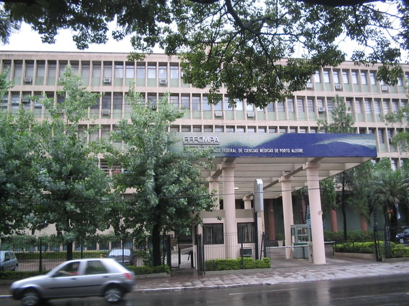 [Federal University of Health Sciences of Porto Alegre