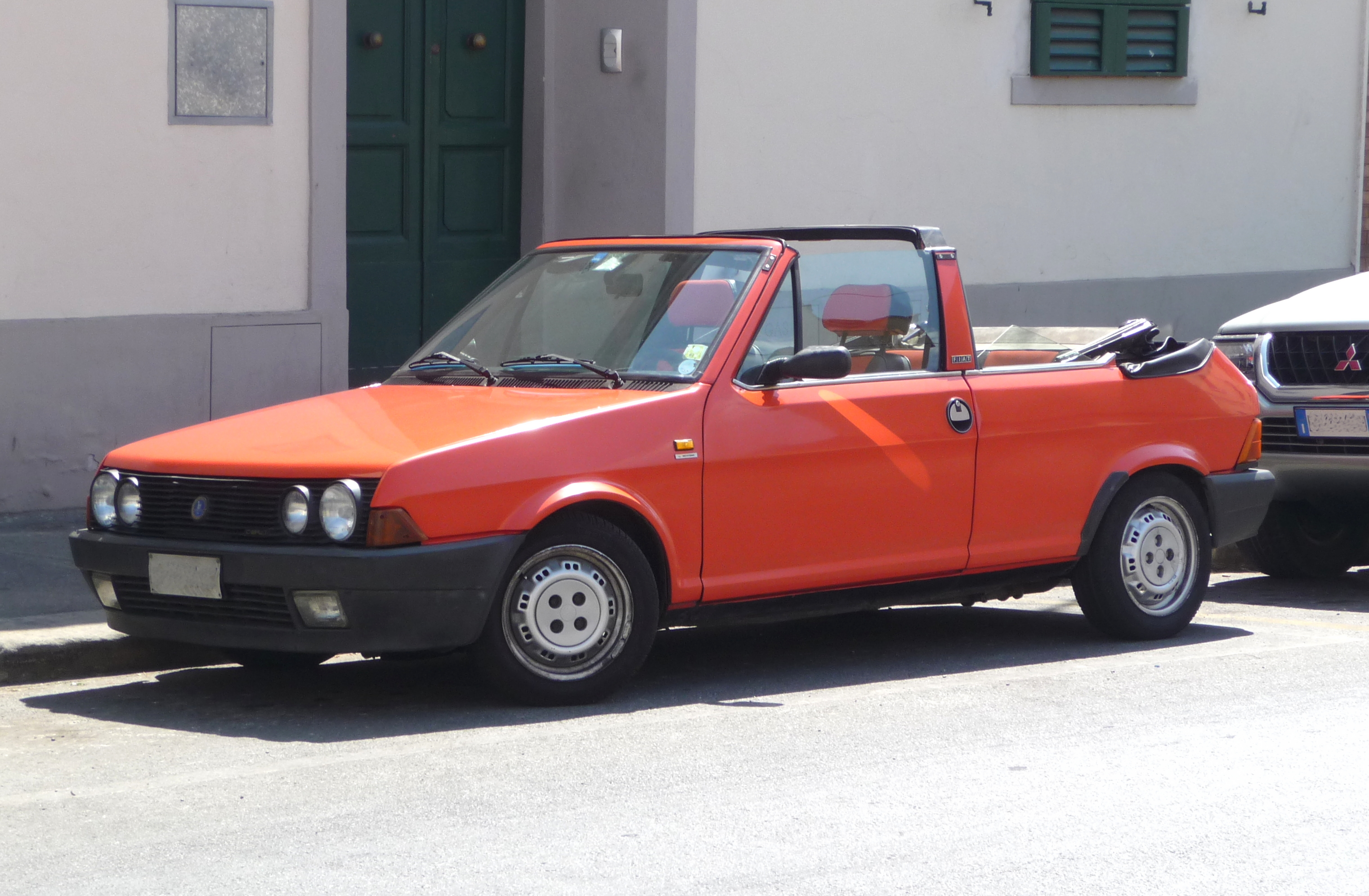 File Fiat Ritmo Cabriolet Bertone Jpg Wikimedia Commons