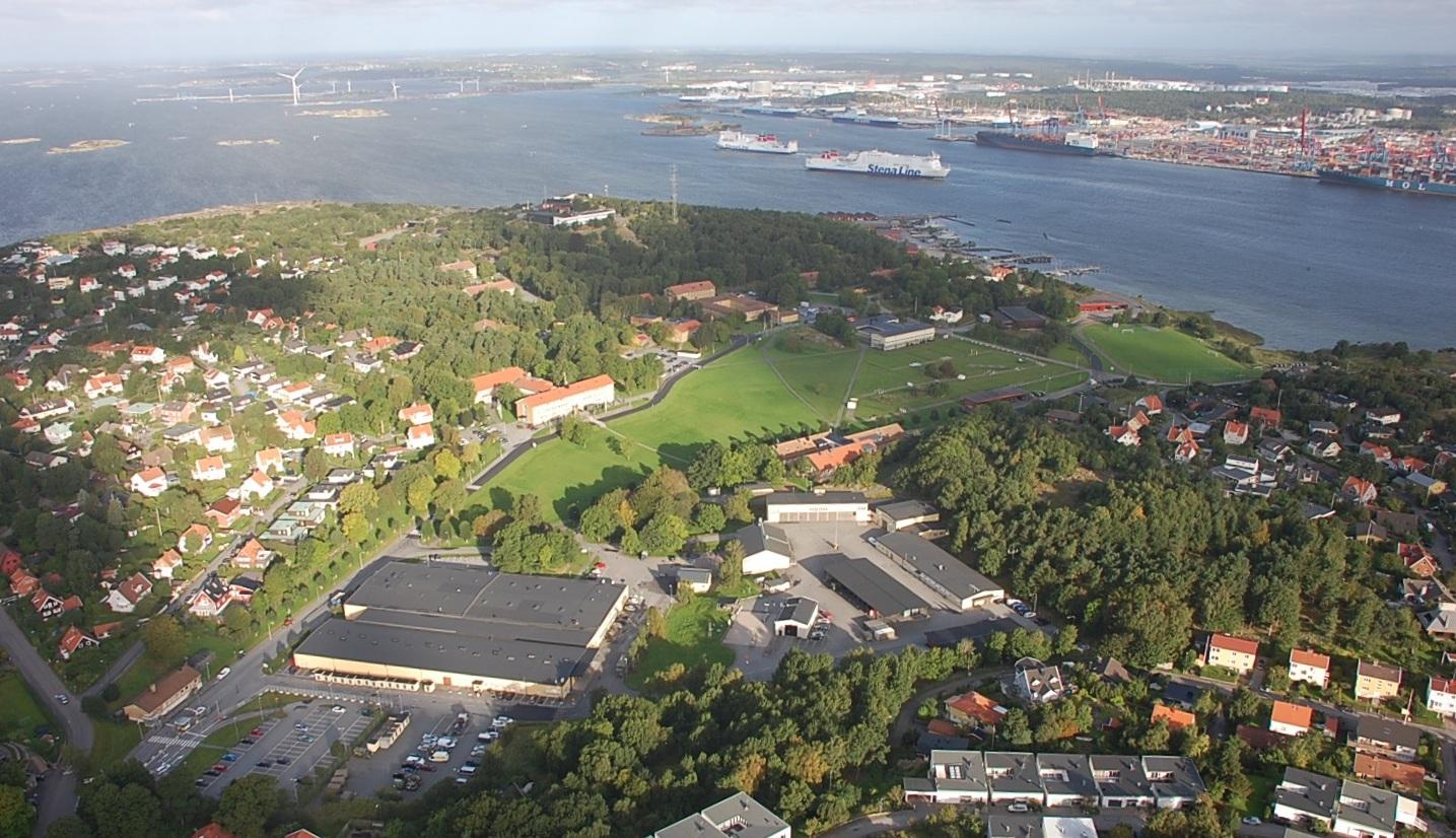 göteborgs garnison