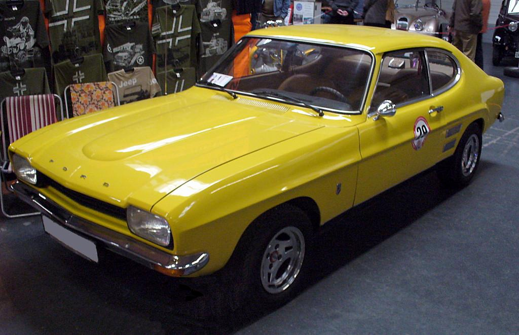 Ford Capri Cars For Sale In Sa