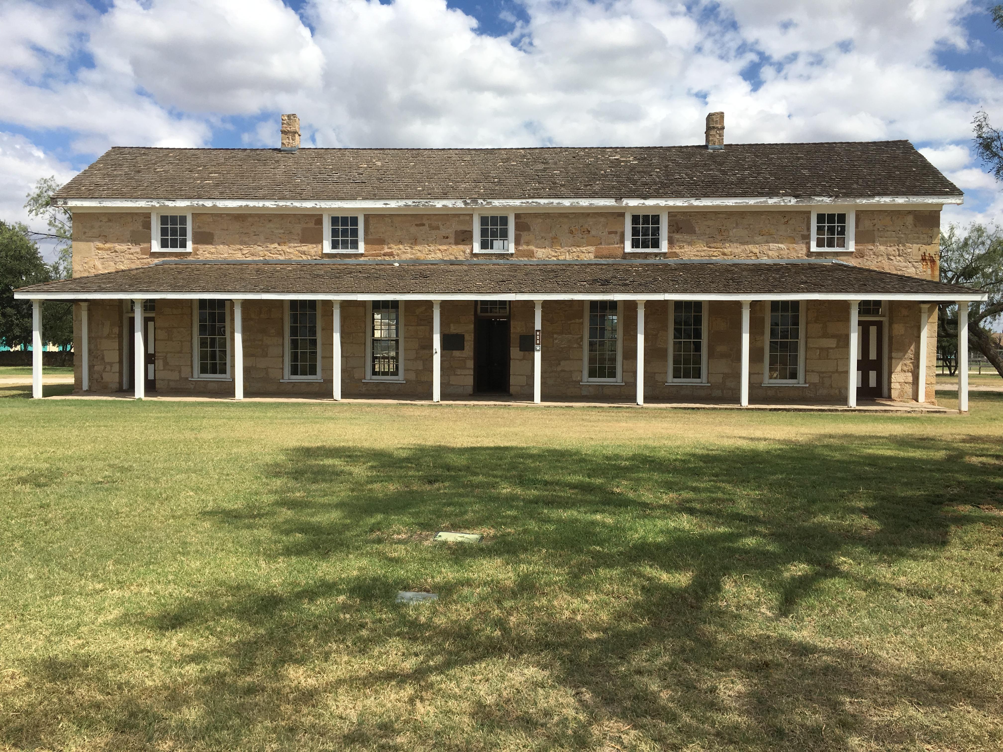 Fort Concho - Wikipedia