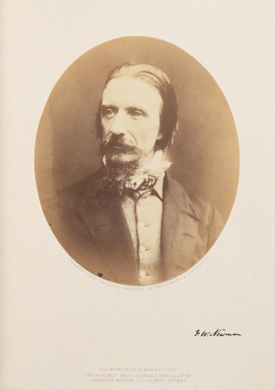 Francis William Newman - Wikipedia