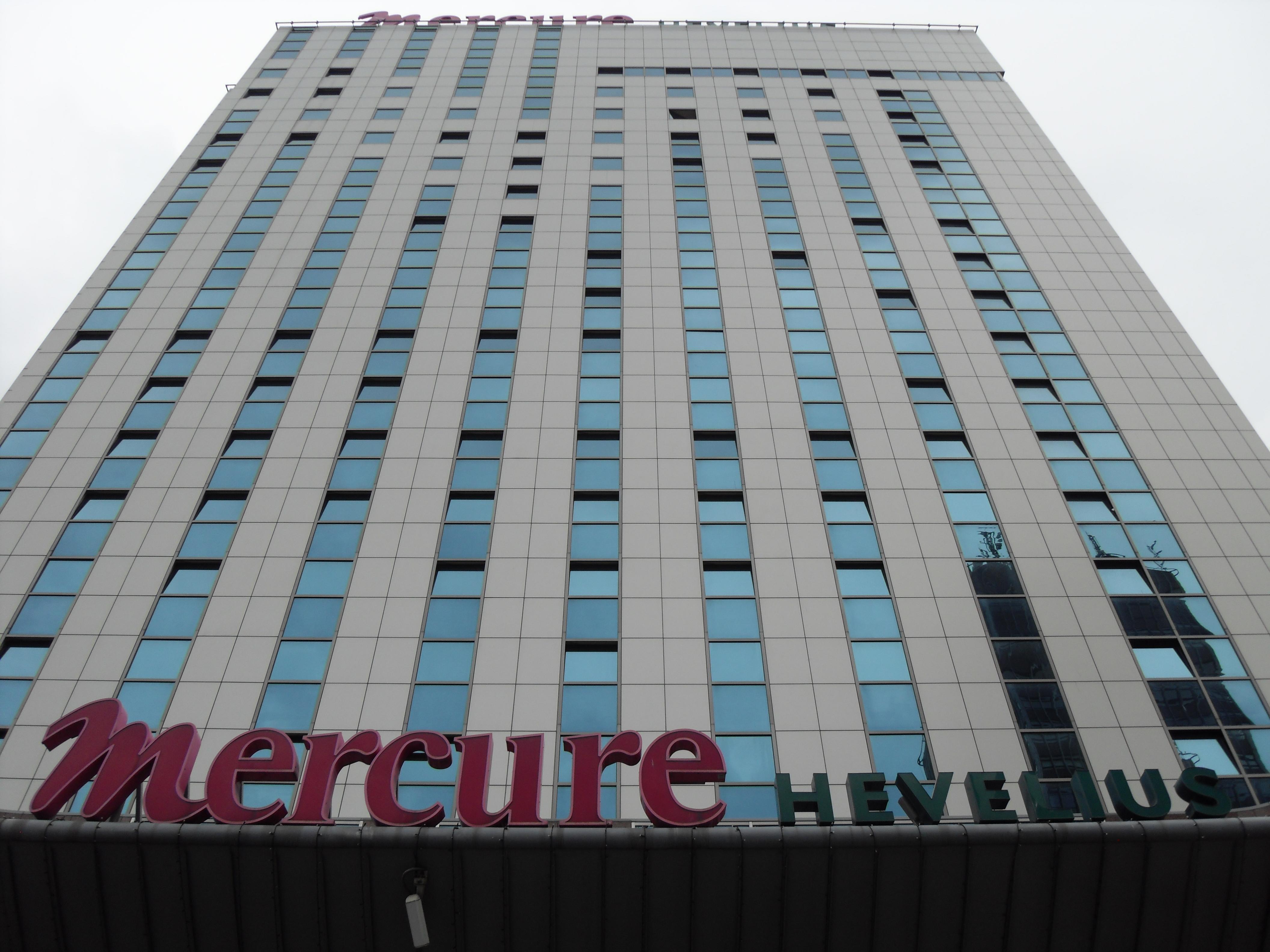 Mercure Hotel And Residenz Berlin