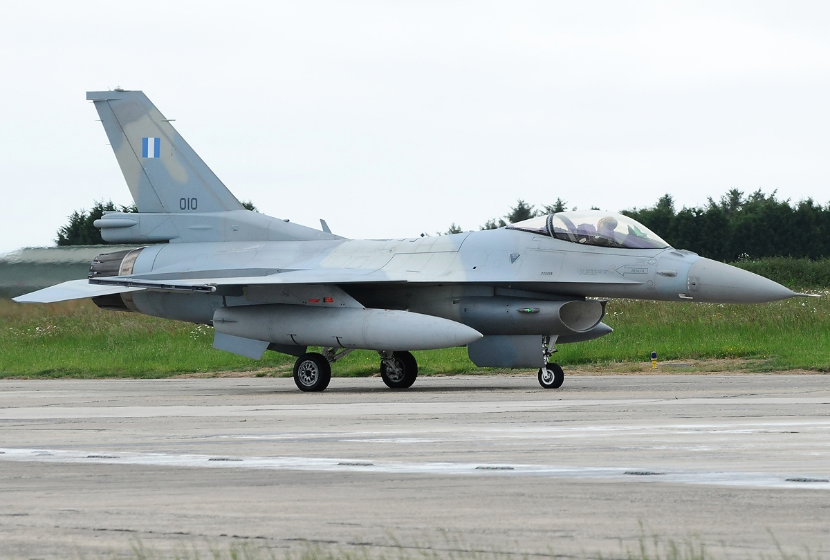 File:General Dynamics F-16C Fighting Falcon, Greece - Air Force ...