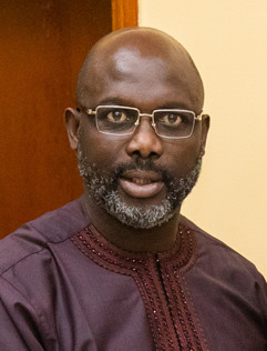 George Weah 2019 (cropped).jpg