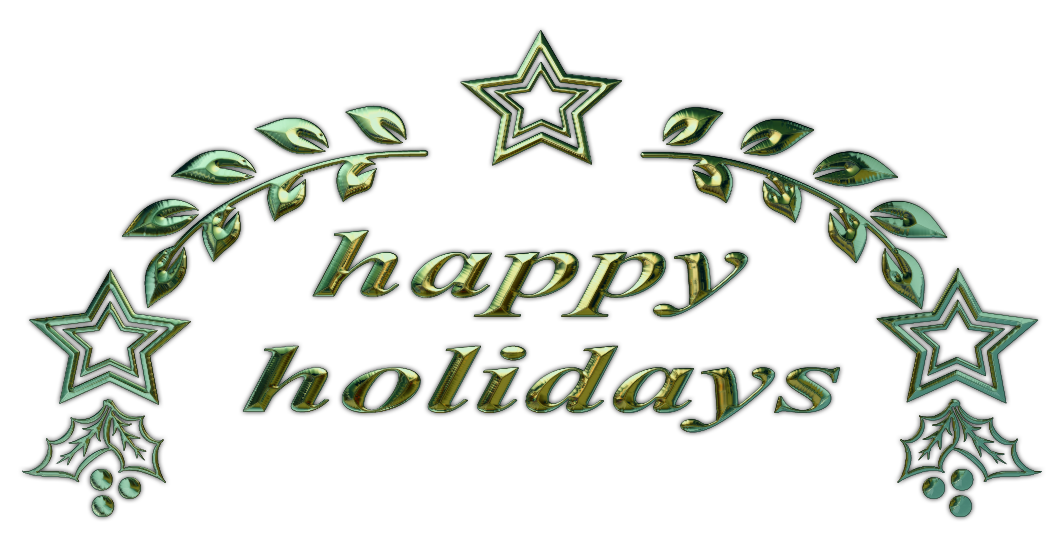 FileHappy Holidays Text 2