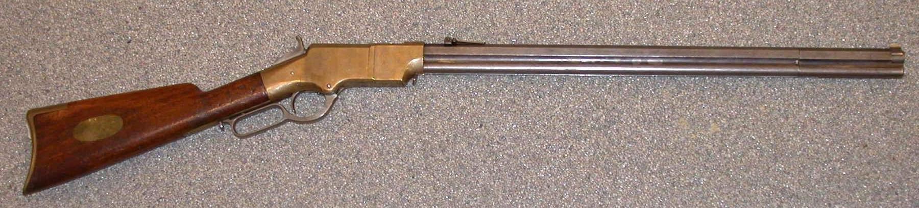 Henry rifle - Wikipedia