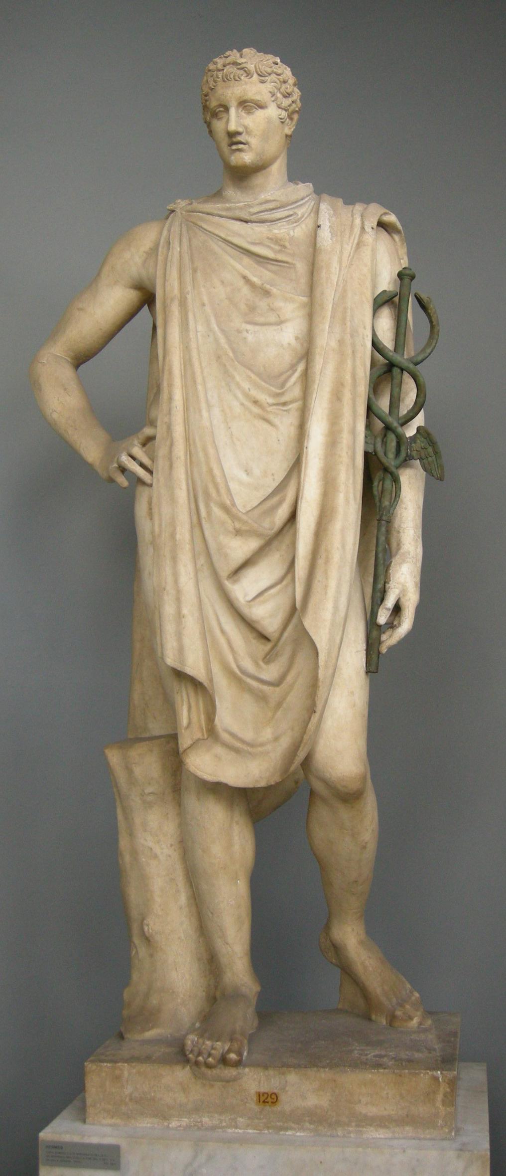 Greek God Fashion Show