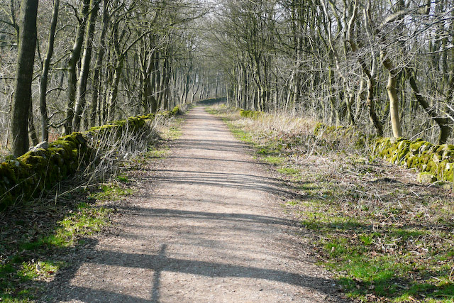 High Peak Trail - geograph.org.uk - 1221154