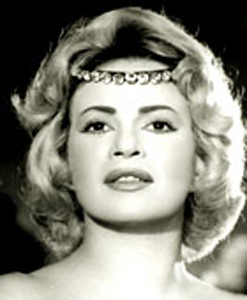 Hind Rostom Egyptian actress