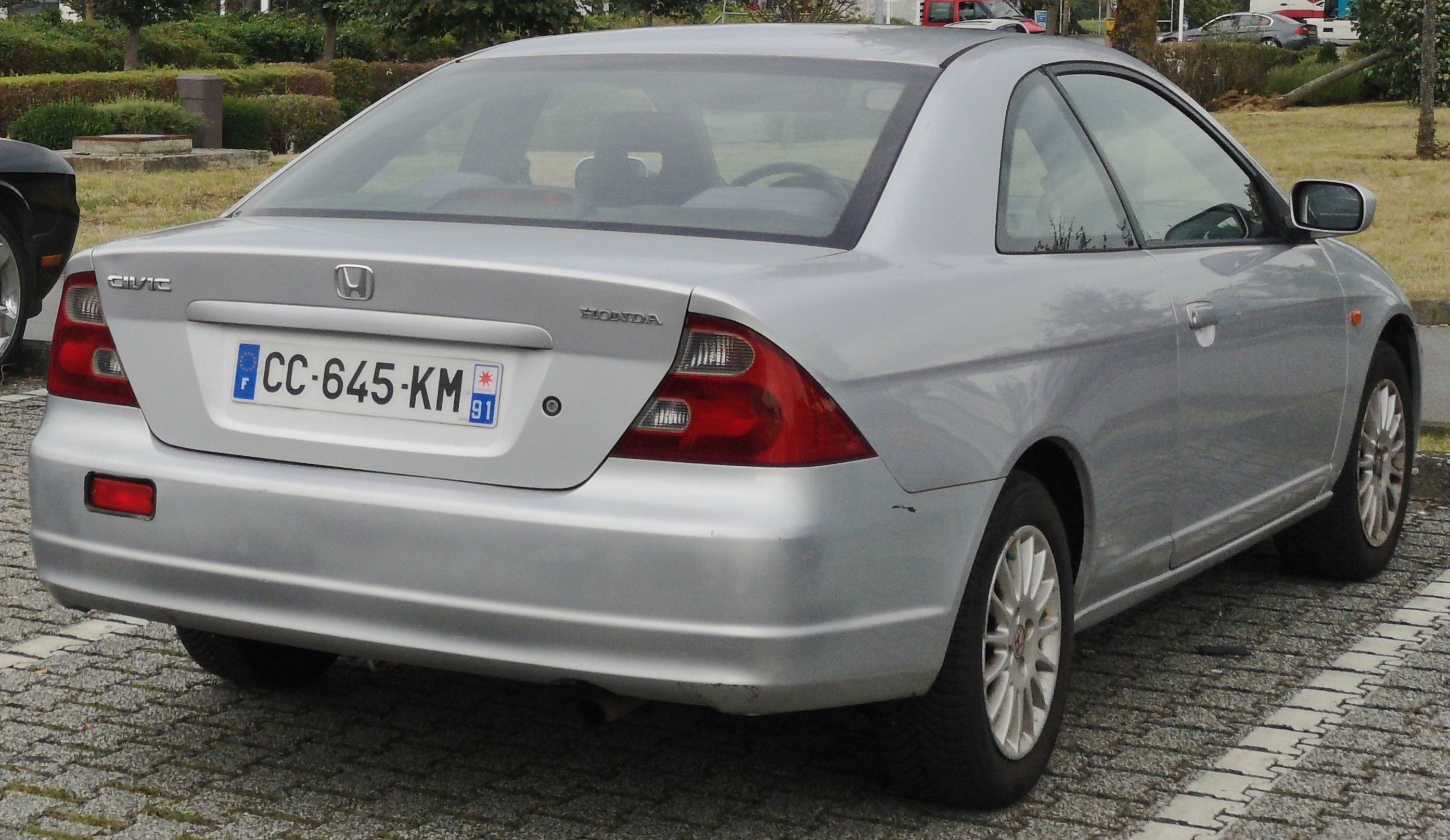 Honda Civic Seventh Generation Wikiwand