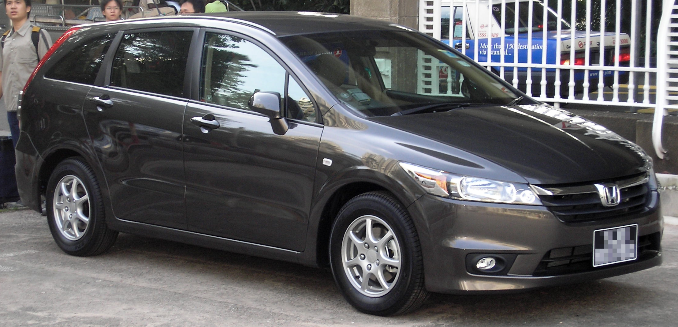 File:Honda Stream (second generation) (front), Singapore.jpg