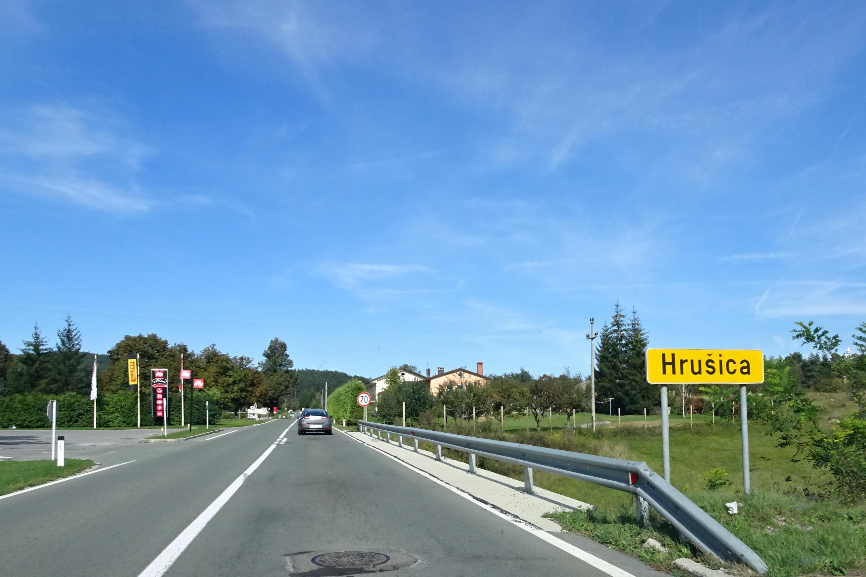 Hrusica Ilirska Bistrica Slovenija Wikipedija