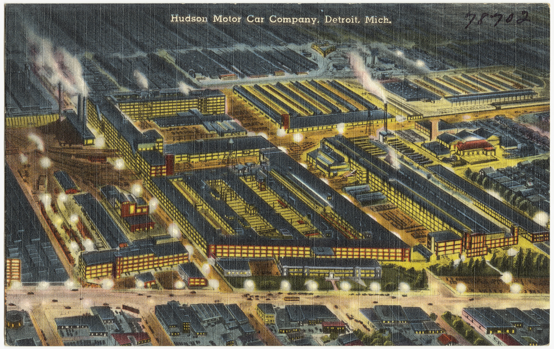 Hudson Ford Wi >> Hudson Motor Car Company - Wikiwand