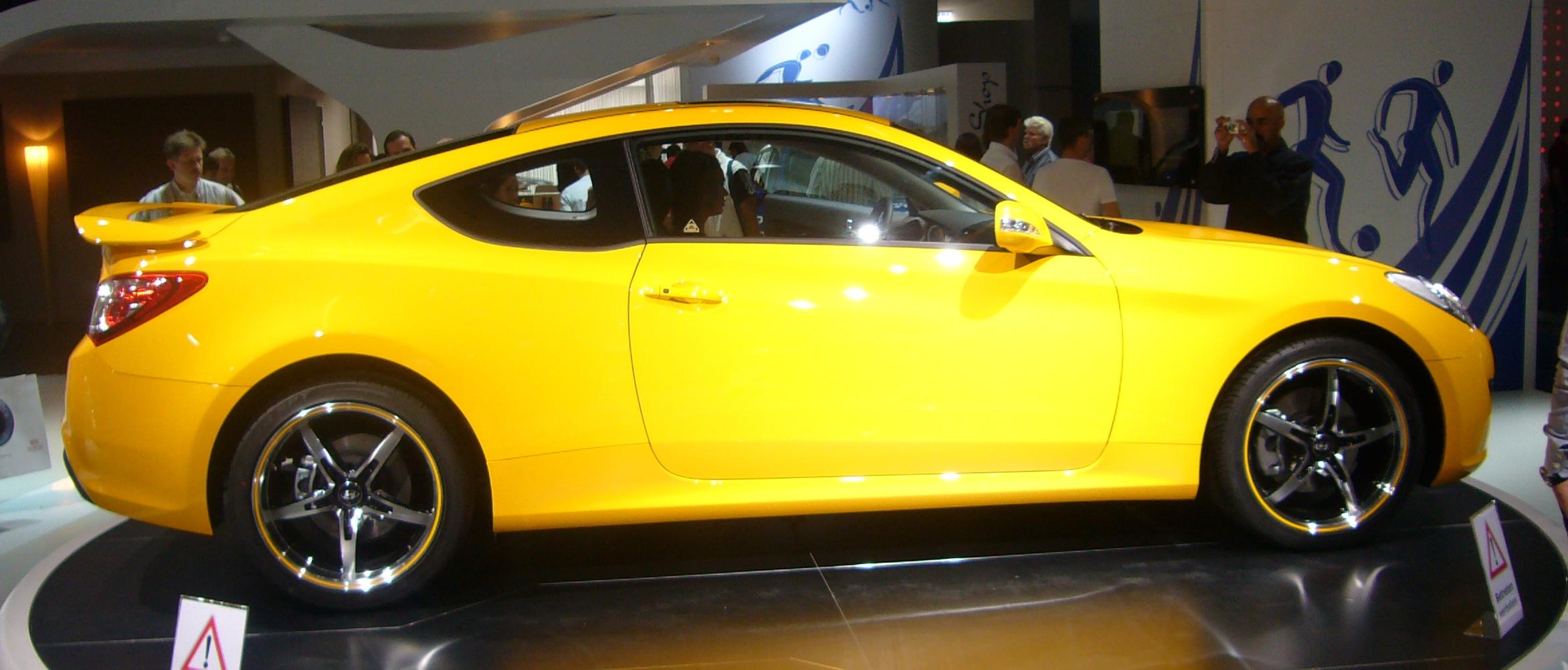 File:Hyundai Genesis Coupe (side).jpg - Wikimedia Commons