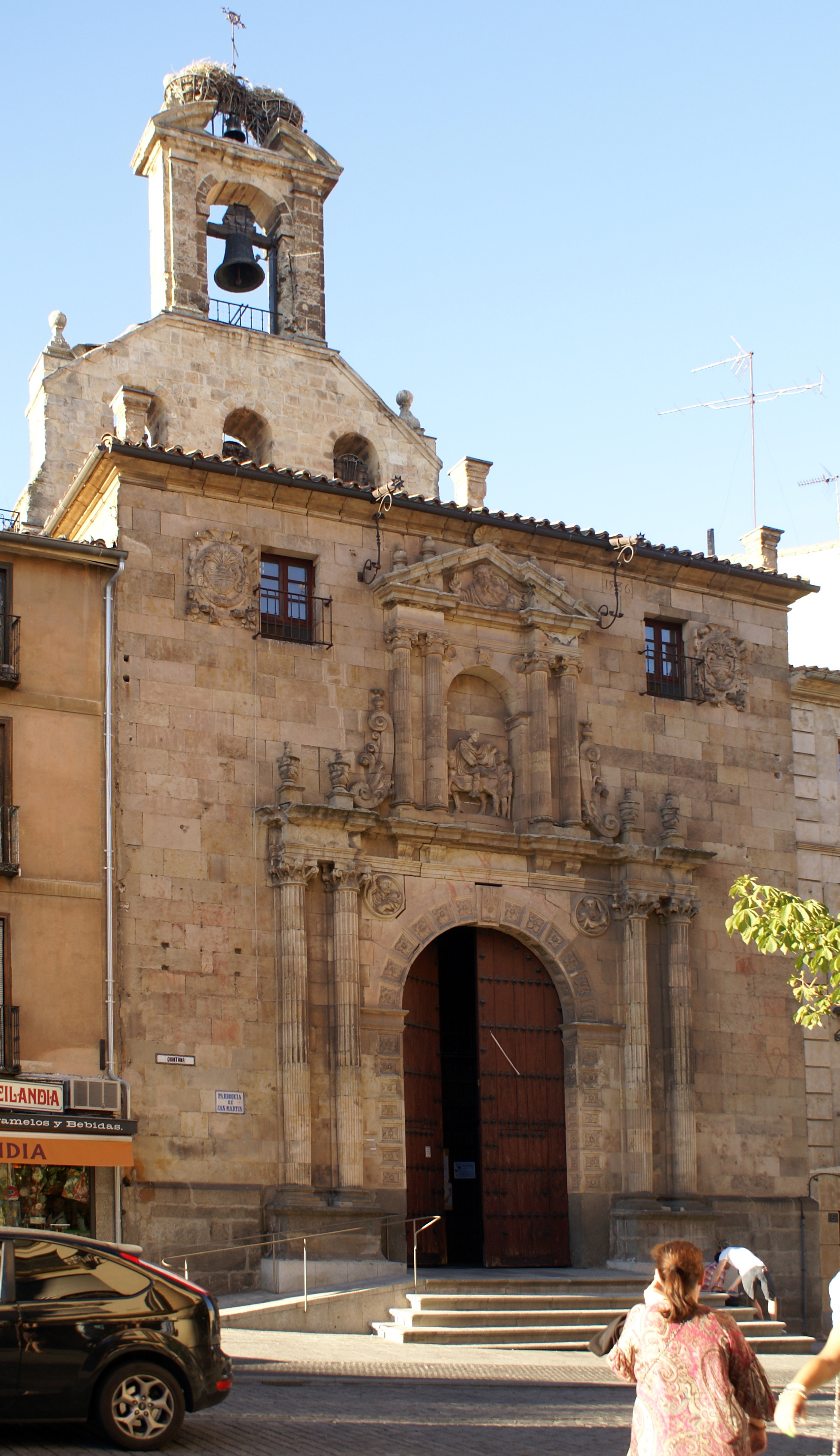 Church Of St Martin Of Tours Spain