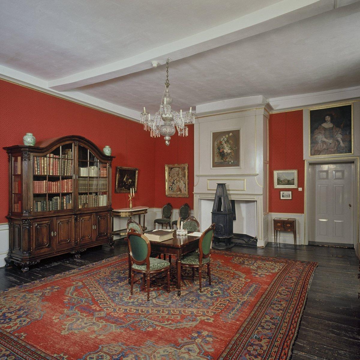 File interieur overzicht van de rode kamer vaassen for Interieur wikipedia