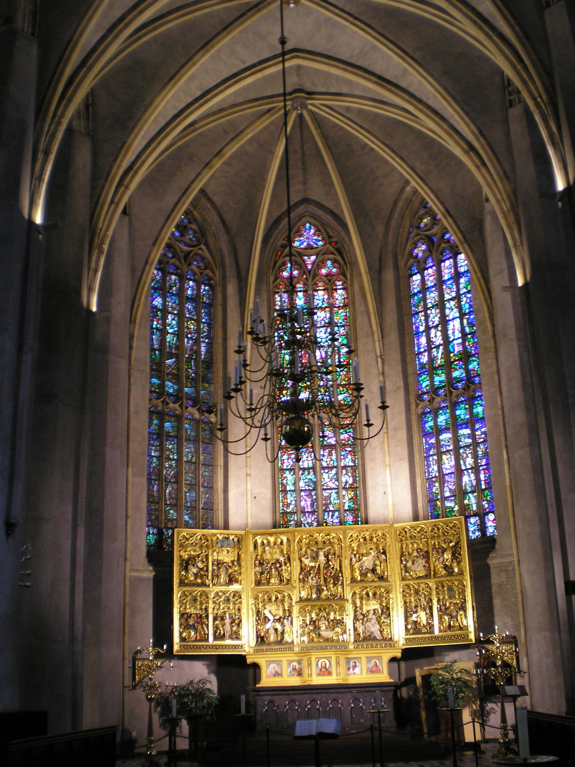 Bestand:Interieur Grote-of-Sint-Martinuskerk Venlo Nederland.JPG ...