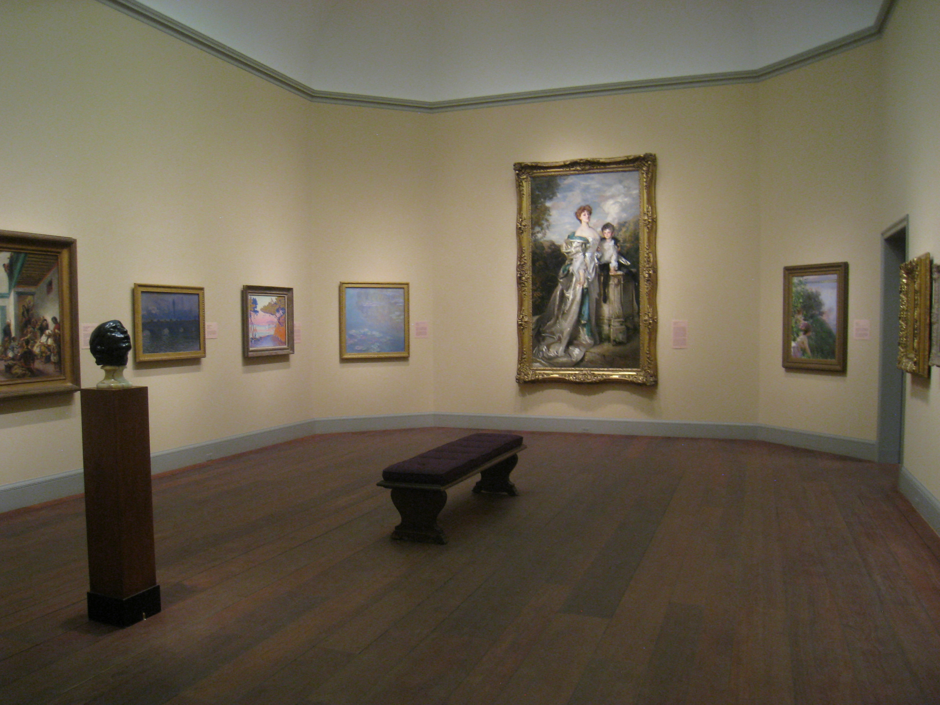 File:Interior view, Worcester Art Museum - IMG 7223.JPG ...