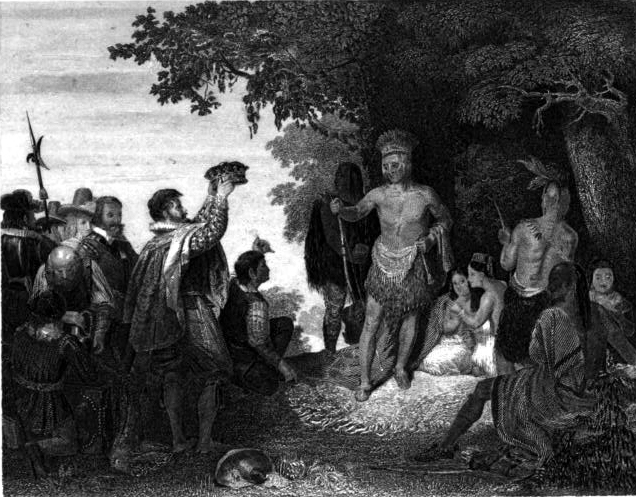 the influence of the relationship between the colonists and native americans on the transition from  By 1640 the british had solid colonies established along the new england coast   although native americans benefitted from access to new technology and  trade  going to war, or moving and coming into conflict with other tribes to the  west.