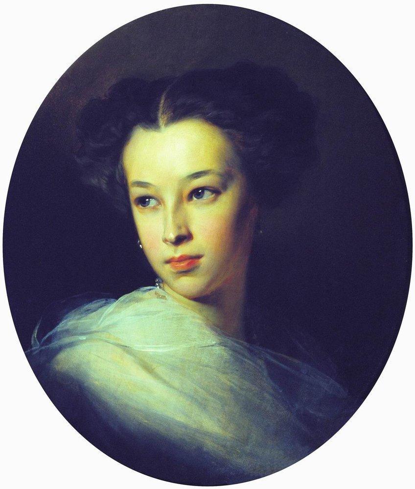 пушкин и анна керн презентация