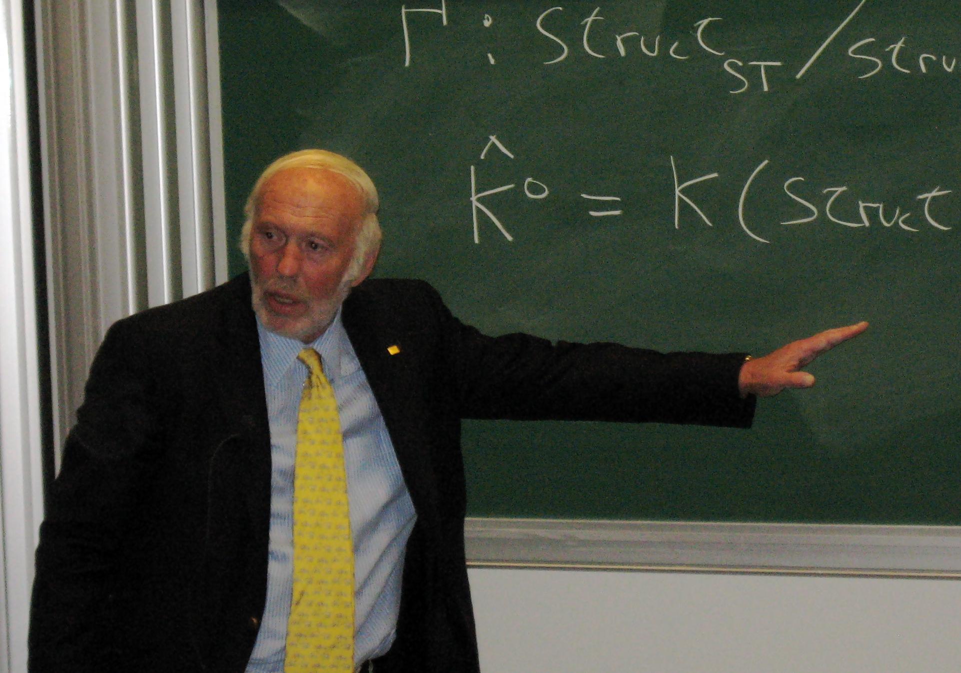 Jim Simons (mathematician) - Wikipedia