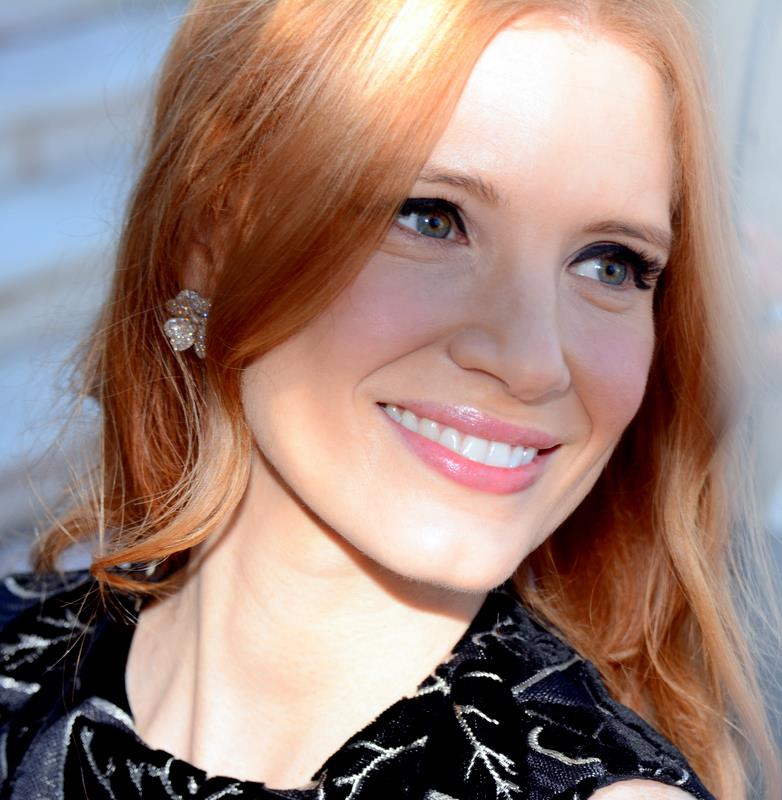 Chastain at the Cannes Film Jessica Chastain