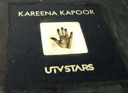 Kareena Walk-of-the-Stars