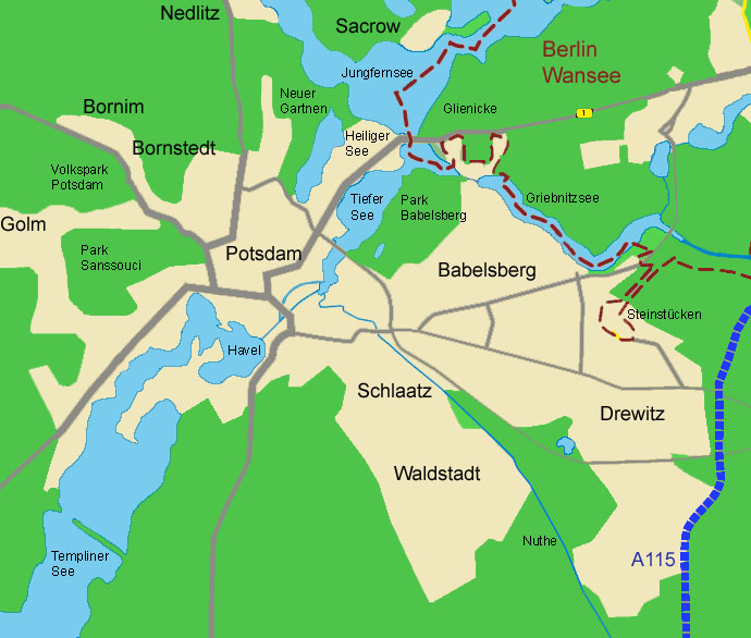 karte potsdam Datei:Karte Map Potsdam. – Wikipedia