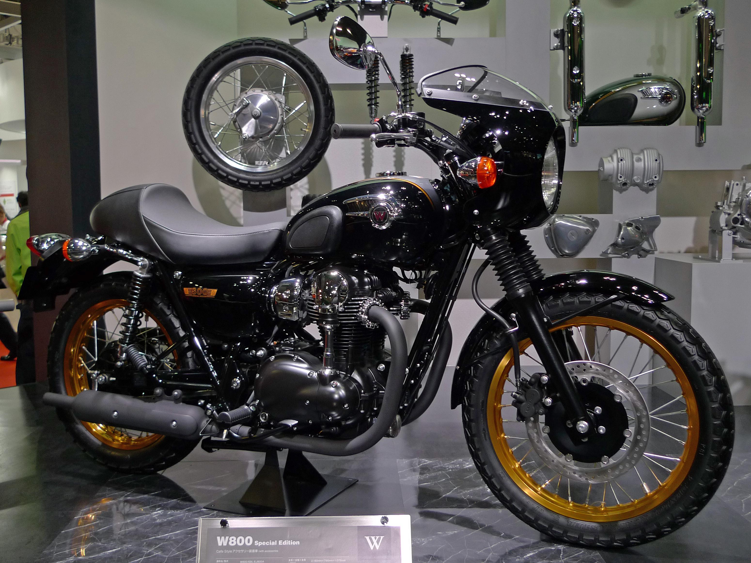 Vintage Kawasaki Accessories
