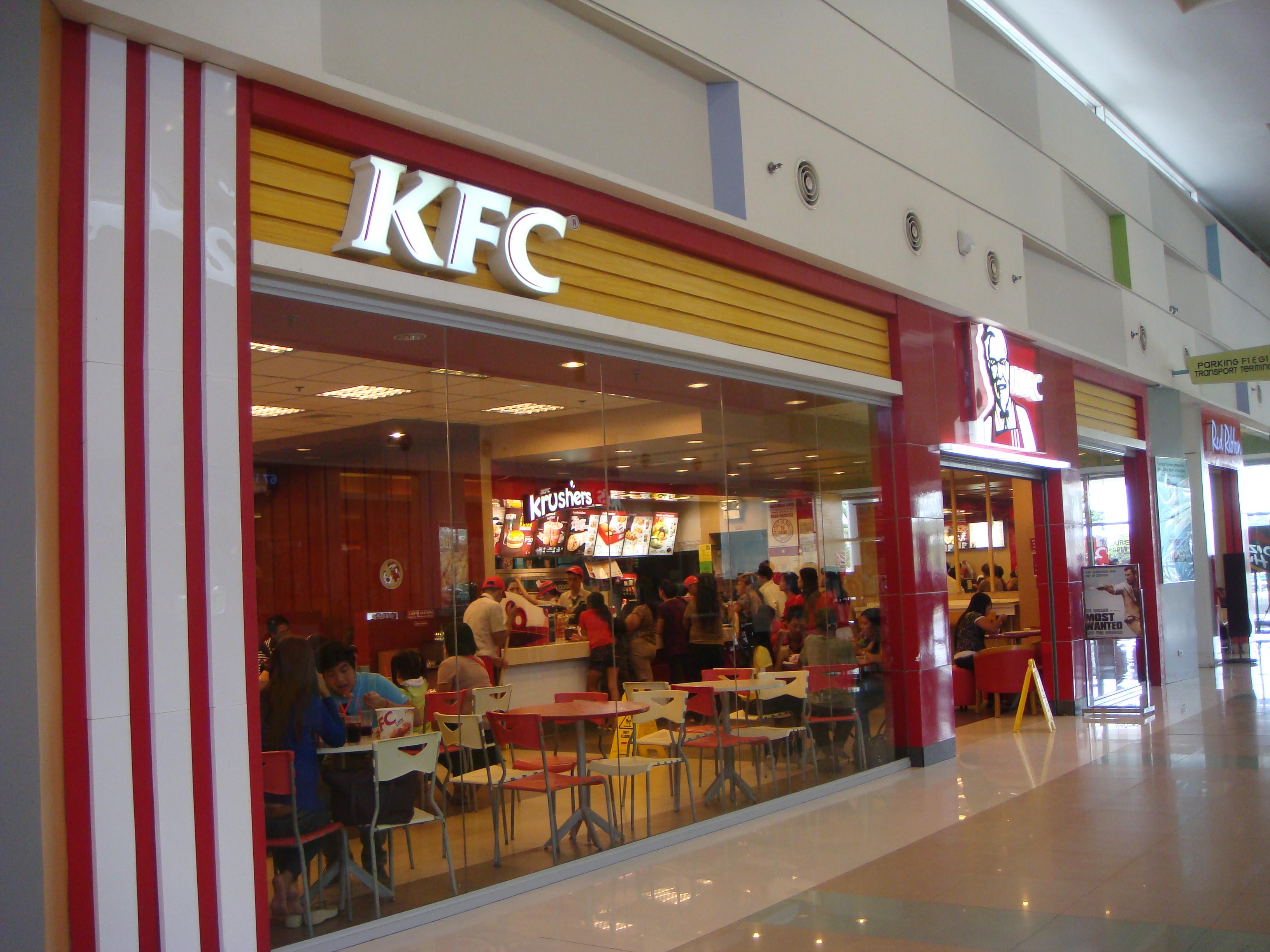 kfc environment