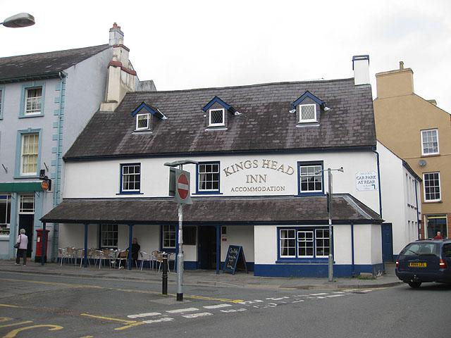 Kings Head Hotel Kirkbymoorside Reviews