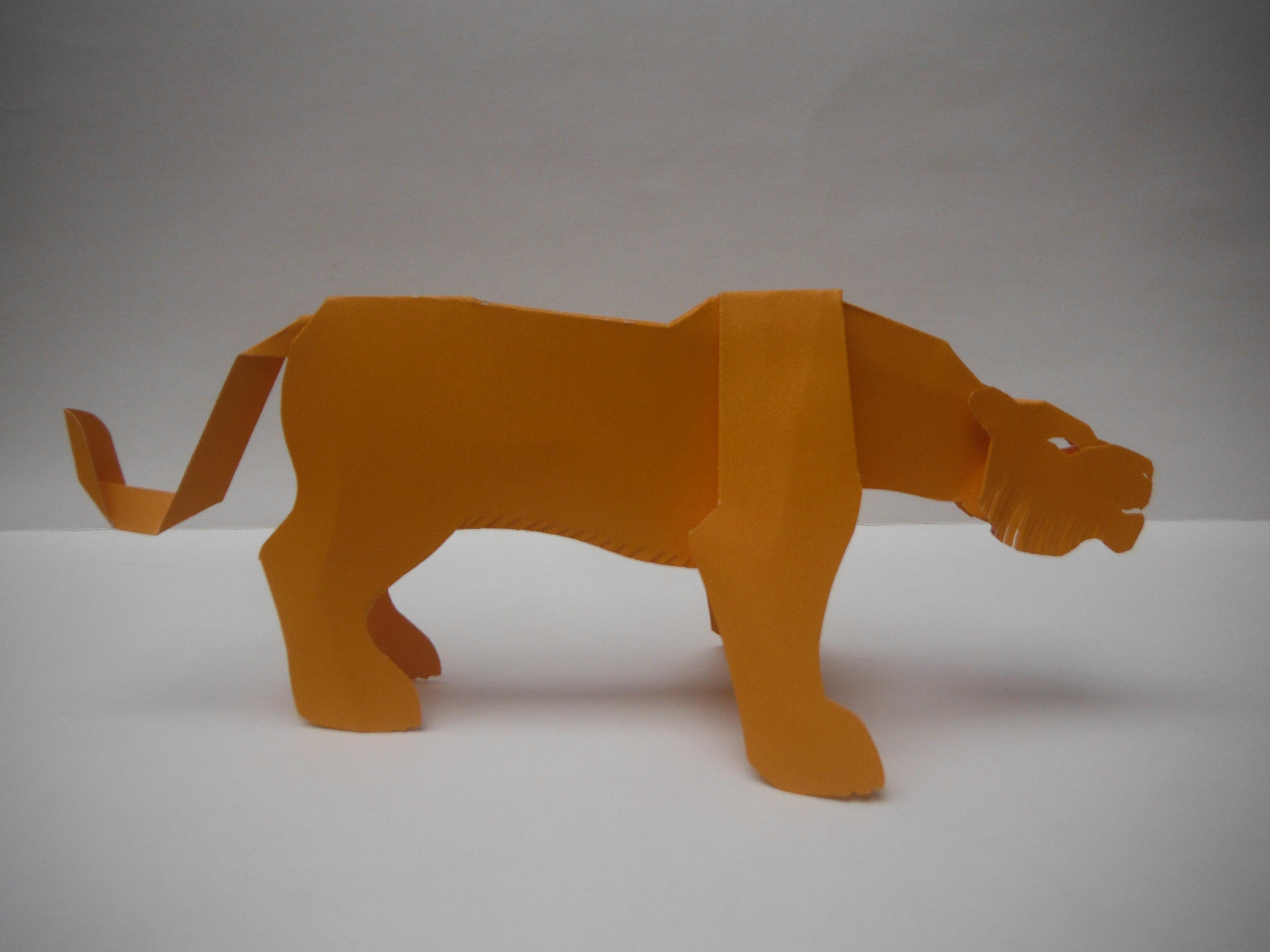 filekirigami movil tigre tiger jpg wikimedia commons