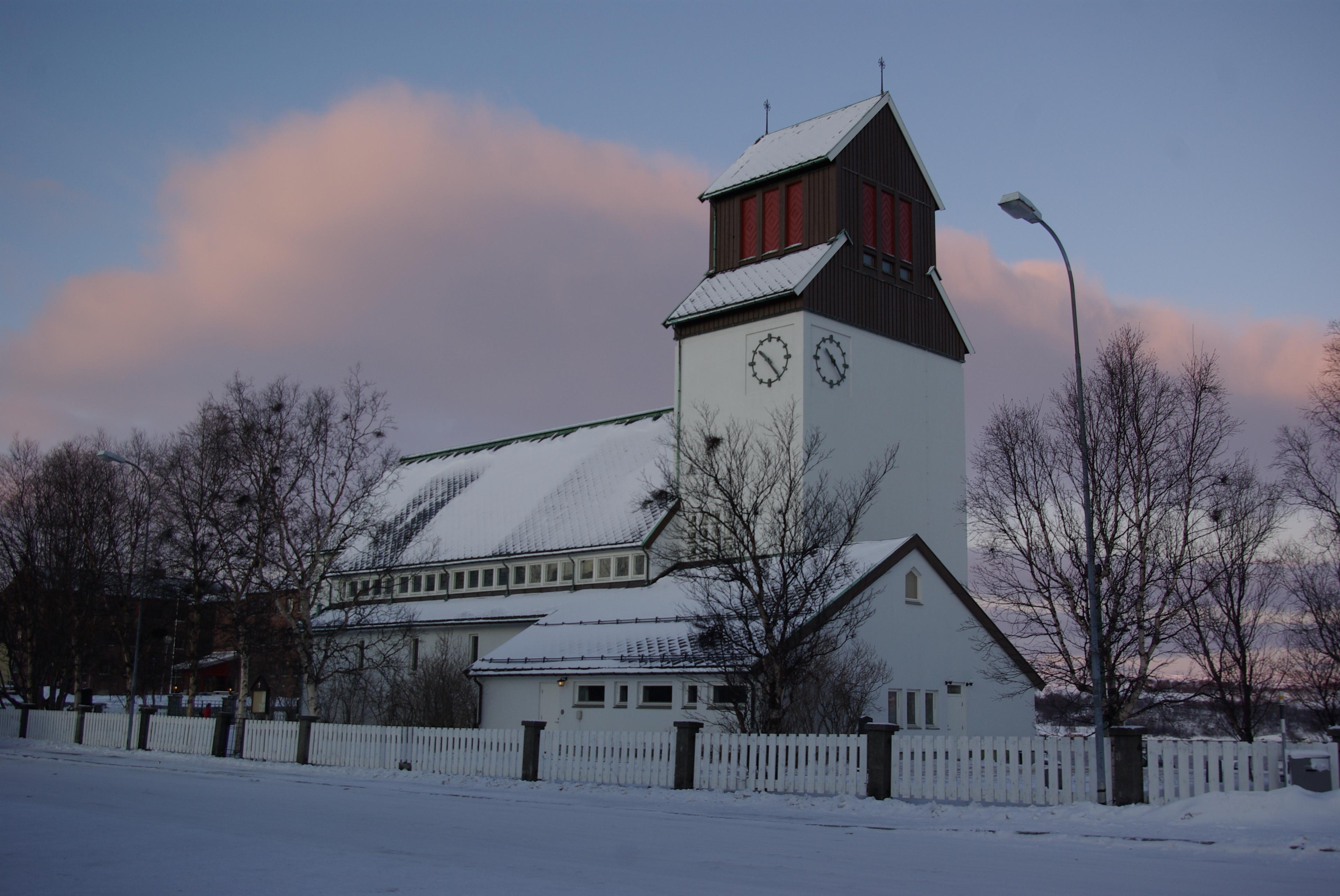 Arrivals - Kirkenes Airport - Avinor