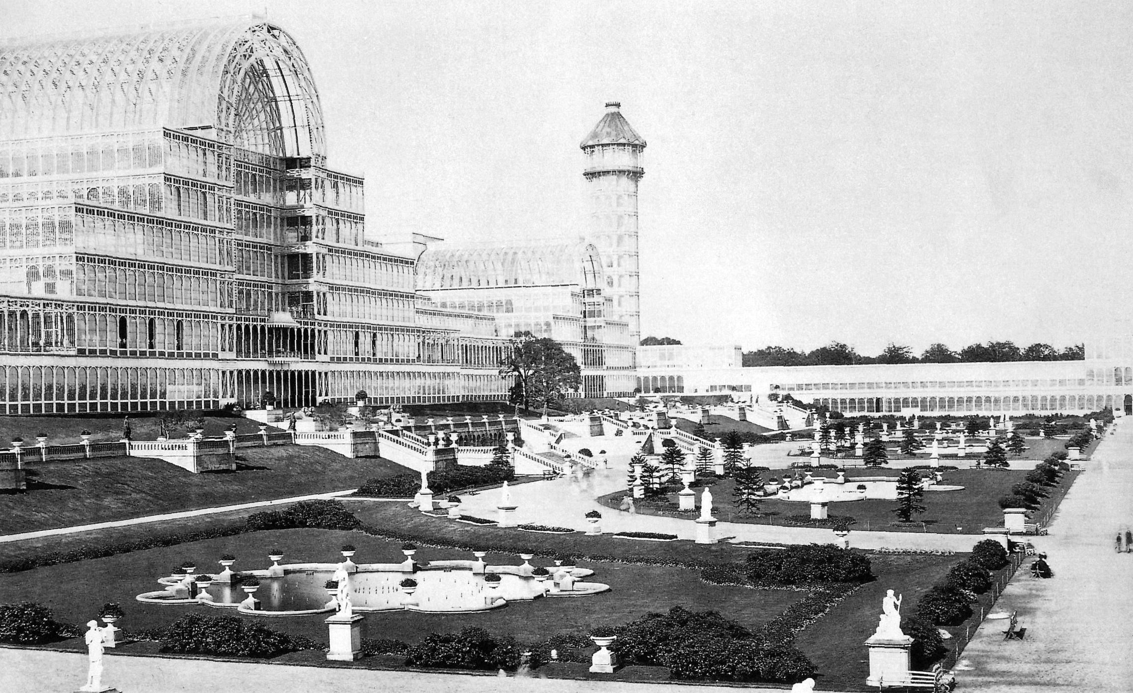 Kristallpalast Sydenham 1851 aussen.png