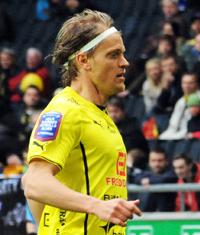 Kristoffer Fagercrantz Swedish footballer
