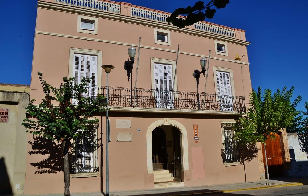 Resultado de imagen de Ajuntament de la Granada la granada