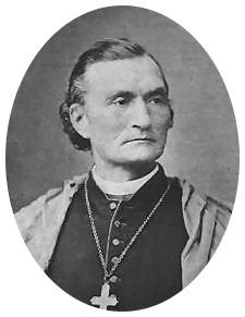 Jean-Baptiste Lamy French Catholic bishop in the United States