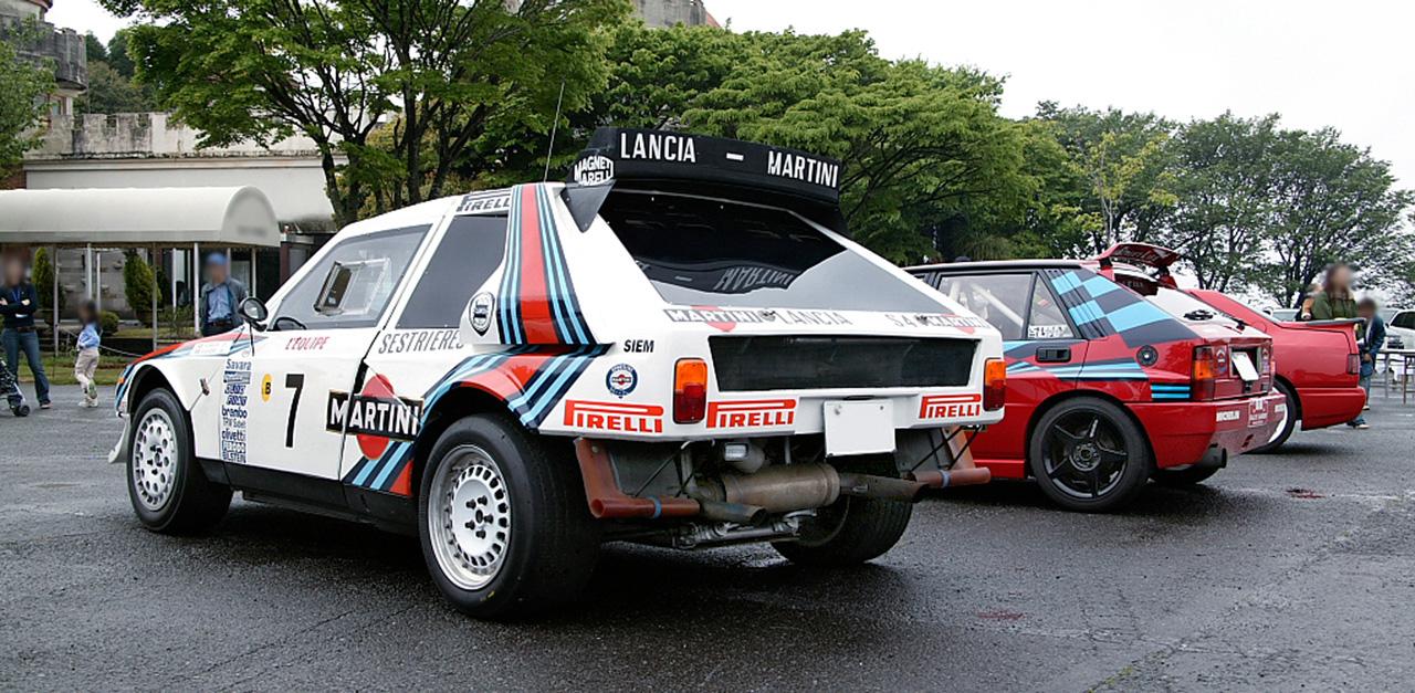 lancia delta s4 group b 1985 racing cars. Black Bedroom Furniture Sets. Home Design Ideas
